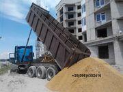 Песок вознесенский Одесса от 25 тонн