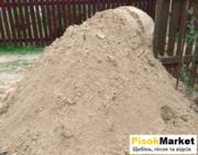 Пісок в Луцьку від 200грн / т Доставка по області