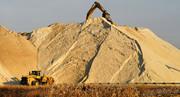 Прямі поставки піску щебеню з кар'єру 35 тонн Луцьк Волинська область